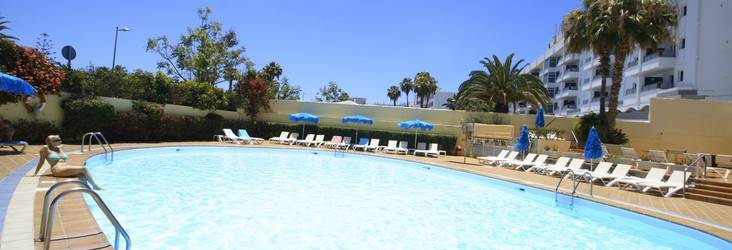 SWIMMING POOLS HL Rondo**** Hotel Gran Canaria